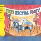 Bastien Invitation to Music First Recital Party