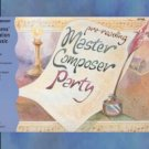 Bastien's Invitation To Music Master Composer Party