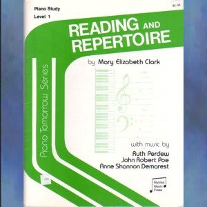 Piano Tomorrow Series Reading And Repertoire Level 1