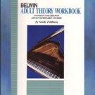 The Adult Keyboard Course Theory Workbook Feldstein