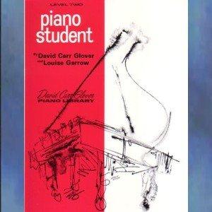 David Carr Glover Piano Library Piano Student Level 2
