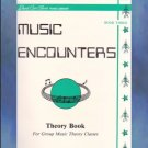 David Carr Glover Piano Library Music Encounters Book 3