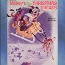 Mickey's Big-Note Christmas Easy Piano Bonnie Greene