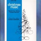 David Carr Glover Piano Library Christmas Music Level 1