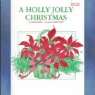 A Holly Jolly Christmas Elementary Piano Arrangement