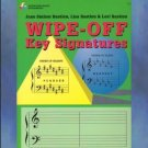 Bastien Wipe-Off Key Signatures