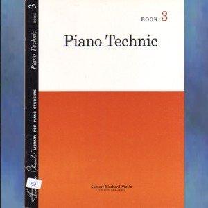 Frances Clark Library Piano Technic Book 3