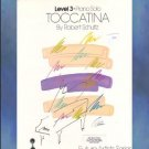 Toccatina Level 3 Piano Solo Robert Schultz
