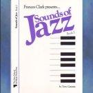 Frances Clark Presents Sounds Of Jazz Book 2