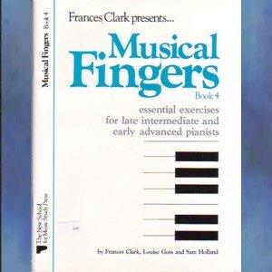 Frances Clark Presents Musical Fingers Book 4