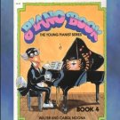 The Young Pianist Series Piano Book Book 4 Noona