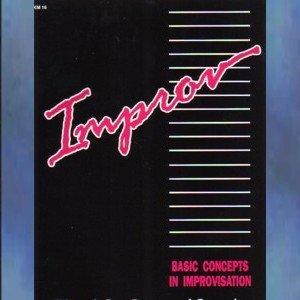 Improv Basic Concepts In Improvisation Volume 2 Noona