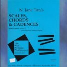 Scales, Chords & Cadences Level 2B N. Jane Tan