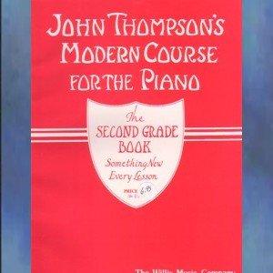 John Thompson's Modern Course For The Piano Grade 2