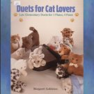 Duets For Cat Lovers Late Elementary Duets Goldston