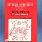 Keyboard Confections Intermediate Solo Piano Jane Hergo