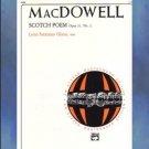 Scotch Poem Op. 31, No. 2 Edward MacDowell Editor Olson