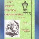 Liszt Ancient Provencal Christmas Carol Piano Duet