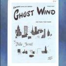Ghost Wind 1 Piano/4 Hands Billie Ferrell