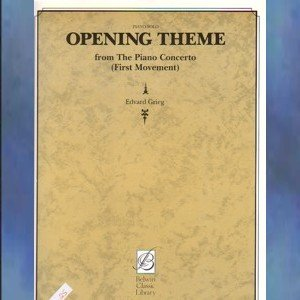 Opening Theme From The Piano Concerto Grieg