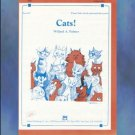 Cats! Late Elementary Piano Solo Willard Palmer