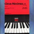 Circus Maximus Early Intermediate Piano Solo Stecher Horowitz Gordon