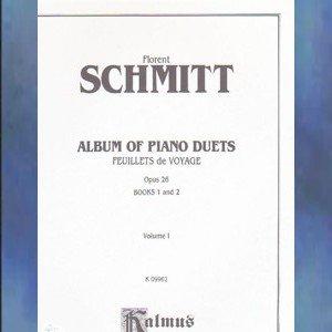 Album Of Piano Duets Volume I Florent Schmitt