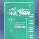 Pieces Are Fun Book 1 David Hirschberg