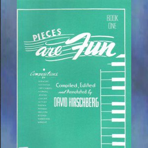 Pieces Are Fun Book 1 David Hirschberg