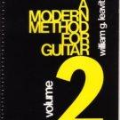 A Modern Method For Guitar Volume 2 William Leavitt