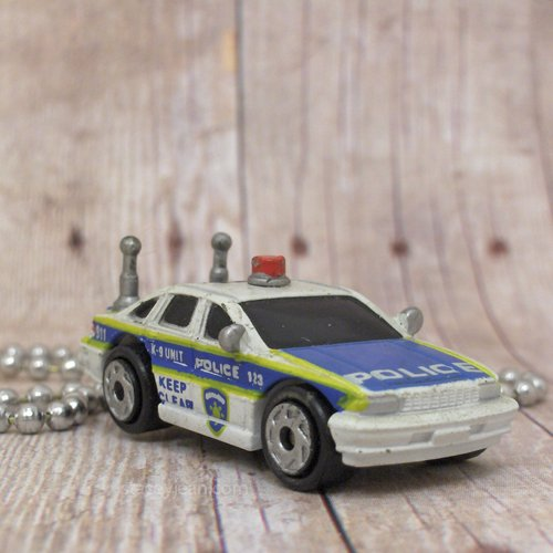 Chevy Caprice Police Cruiser : Necklace