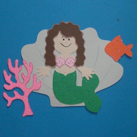 "3"" Customized Mermaid Set"