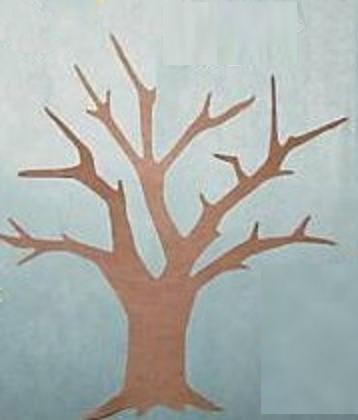 """3"""" Scary Tree"""