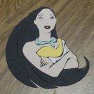 "3"" Pocahontas Bodice Die Cut"