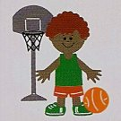 "3"" Customized Basketball Player"
