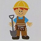 "3"" Customized Construction Worker"
