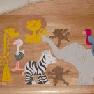 8 pc Jungle Set Die Cut