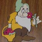 Snow White's-Bashful Dwarf Die Cut