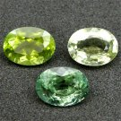 3.57 Ct.Attractive 100%Natural Mixed Color TOURMALINE