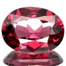 1.40 Ct.Ravishing 100%Natural Pinkish Red Rhodoltie Garnet
