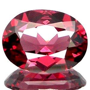 1.40 Ct.Ravishing 100%Natural Pinkish Red Rhodoltie Garnet