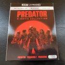 Predator 3 Movie 4K UHD Collection