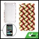 Anti-Slip Hard Plastic Case for Apple iPhone 3G