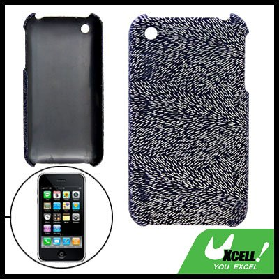 Special Pattern Plastic Back Case for Apple iPhone 3G
