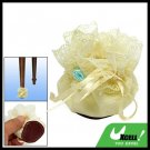 Lace Cloth Chair Table Leg Floor Foot Cover Protector Sock