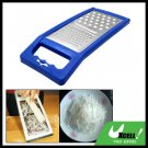 Fruit Potatoes Vegetable Peeler Cheese Grater Kitchen Tool Blue