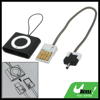 Portable Emergency USB Charger for Mobile Phone Nokia N81 N95 N73