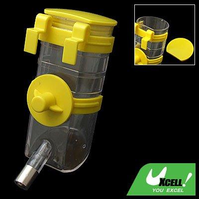 Dog Pet Gerbil Hamster Cage Water Bottle Feeder Waterer