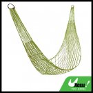 Travel Camping Outdoors Mesh Nylon Weave Net Hammock