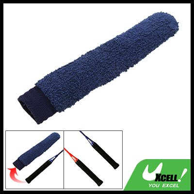 Smalt Badminton Racket Anti-slip Elastic Hand Towel Grip Cover
